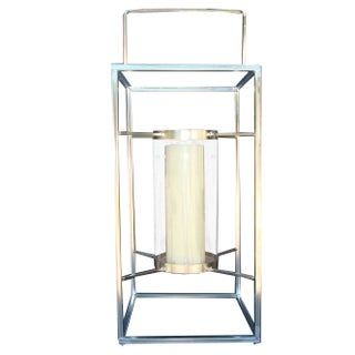 Large Outdoor Candle Lantern For Sale
