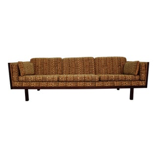Danish Modern Jydsk Mobelvaerk Rosewood Case Sofa