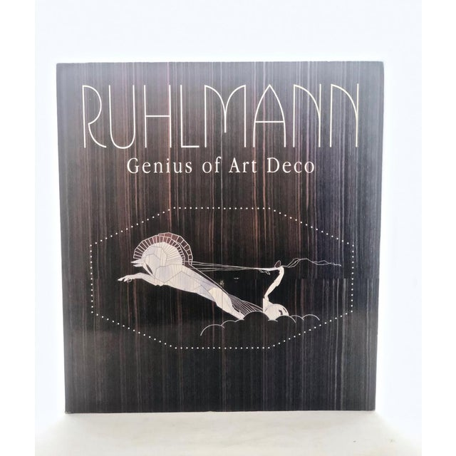 """""""Ruhlmann: Genius of Art Deco"""" Coffee Table Book For Sale - Image 9 of 9"""