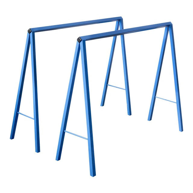 Vintage A-Frame Table Legs - A Pair - Image 1 of 6