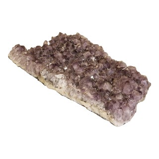 Large Chunk of Amethyst Crystal For Sale
