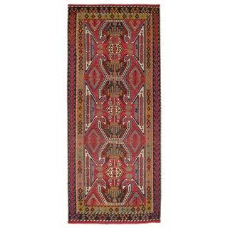 Unusual Anatolian Kilim For Sale