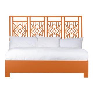 Tulum Bed King - Orange For Sale