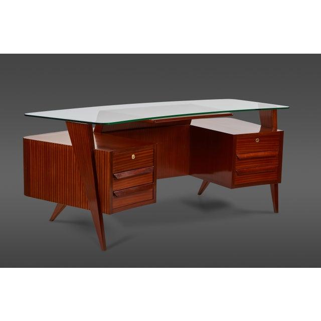 Rare Carlo De Carli Desk For Sale - Image 11 of 11