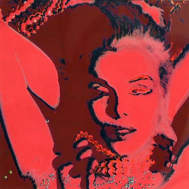 """The Marilyn Monroe Trip - 3"" Original 1968 Serigraph by Burt Stern - Image 1 of 5"