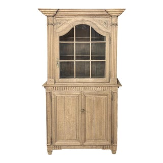 18th Century French Louis XVI Period Bookcase ~ Vitrine For Sale
