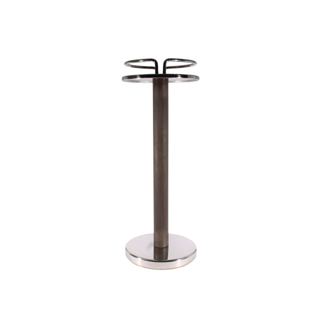 Ettore Sottsass for Alessi Wine Cooler Stand For Sale