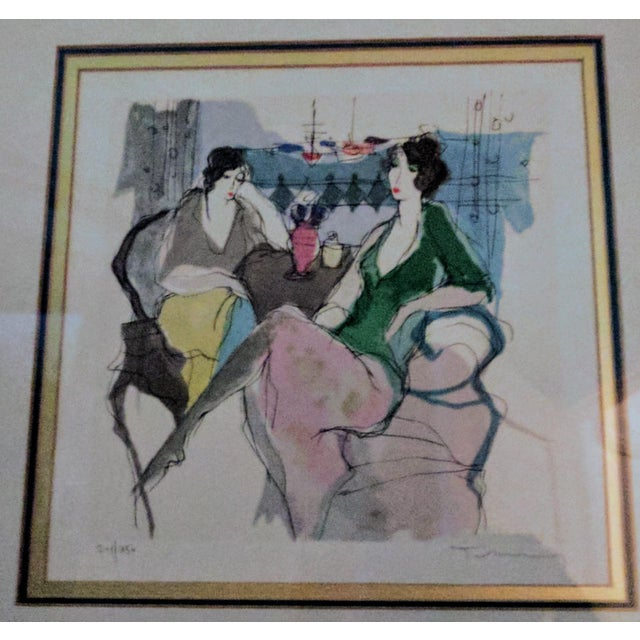 """Alexander Tarkay """"Seasons of the Year"""" Lithograph - Image 3 of 8"""