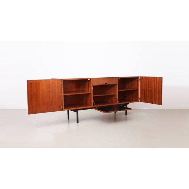 Mid-Century Modern Paul Geoffroy Sideboard for Bobois For Sale - Image 3 of 10
