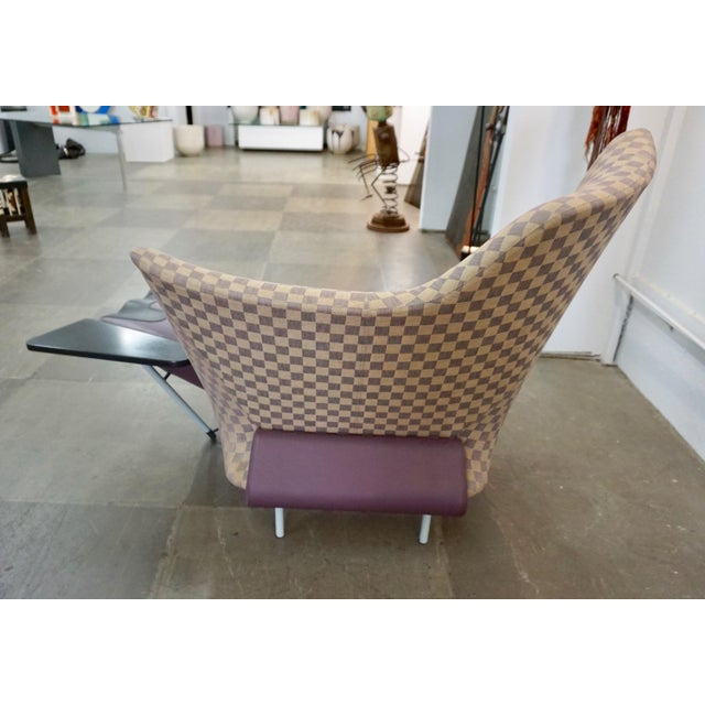 1980s Torso Lounge Chair by Paolo Deganello For Sale - Image 5 of 9