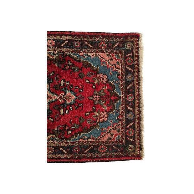 "Vintage Persian Rug - 2' x 3'2"" - Image 3 of 4"