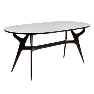 A Dining Table by Ico Parisi For Sale
