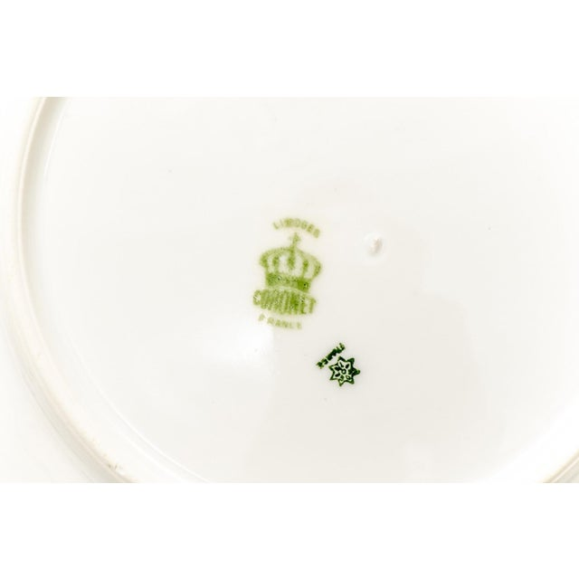 Ceramic Late 18th Century Antique Limoges Fish Motif Serving Set - 13 Pieces For Sale - Image 7 of 11