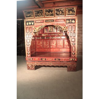 Antique Chinese Ceremony Bed Preview