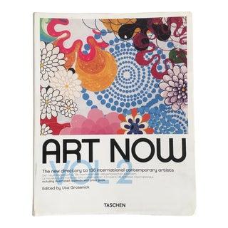 """2005 """"Art Now Volume 2"""" Taschen First Edition Art Book For Sale"""