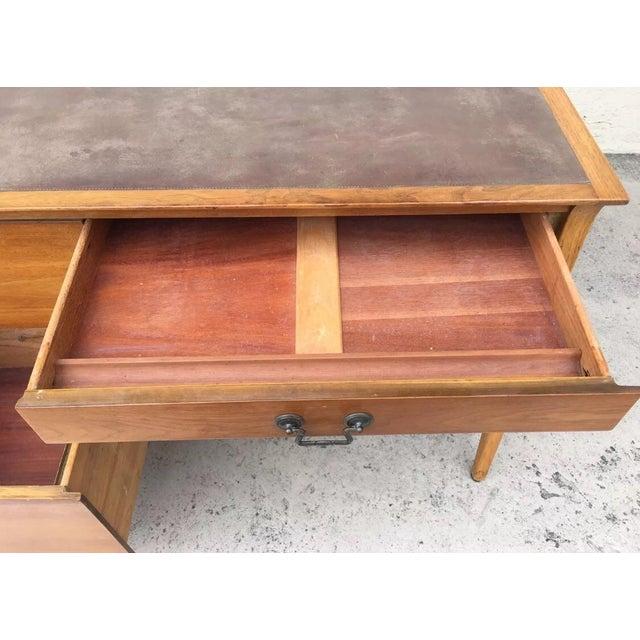 Drexel Profile K95 Desk Designed by John Van Koert - Image 9 of 11