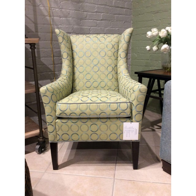 Hickory Chair Jackson Wing Chair - Image 2 of 7
