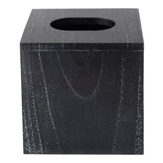 Yosemite Tissue Holder, Black For Sale