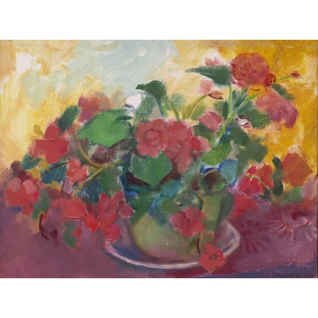 "Amy Griffith Colley ""Let Begonias Be Begonias"" Giclée Print For Sale"