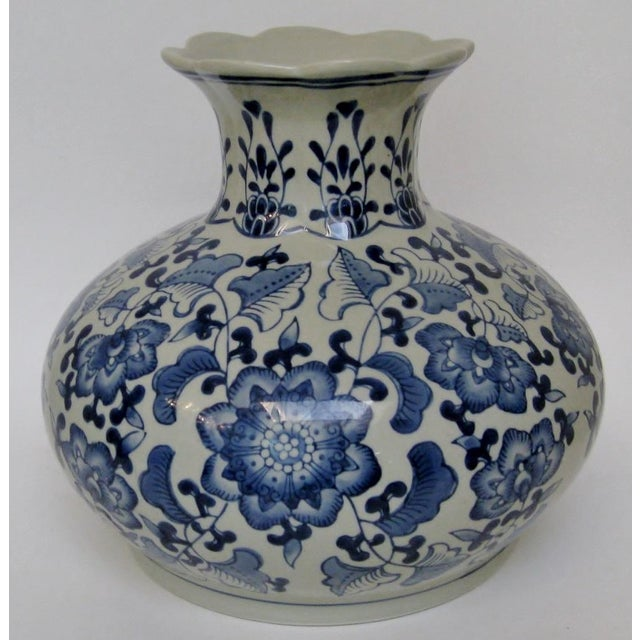 Large Chinese Vase Chairish
