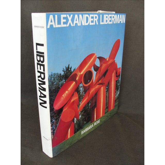 """Alexander Liberman"" by Barbara Rose - Image 2 of 8"