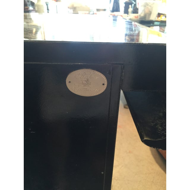1970's Lacquered Baker Credenza - Image 10 of 11