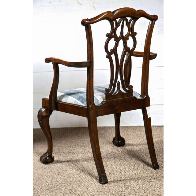 Chippendale Dining Chairs - Set of 8 - Image 8 of 9