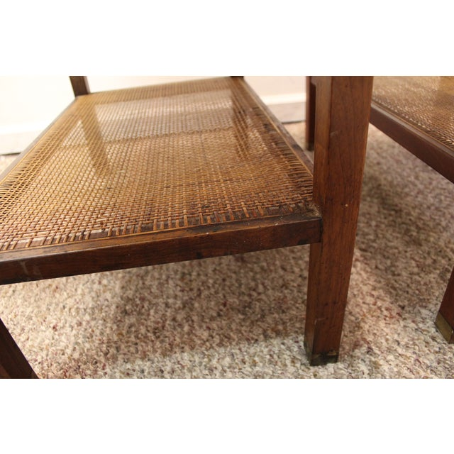 E. Paul Browning Mid-Century Side Tables - A Pair - Image 11 of 11