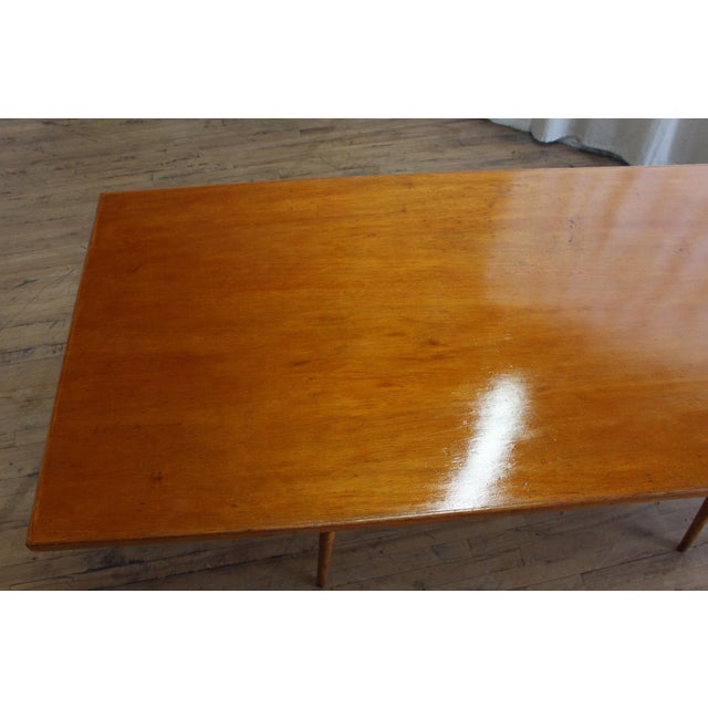 Handbuilt Early Modernist Dining Table - Image 7 of 10