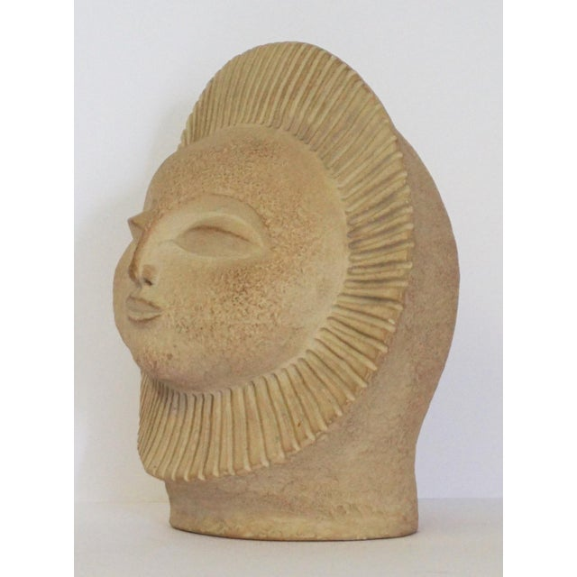 "Mid-Century Modern Paul Bellardo's ""Signature"" Sunburst Sculpture For Sale - Image 3 of 7"