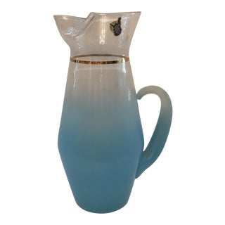 Blendo Small Light Blue Pitcher For Sale