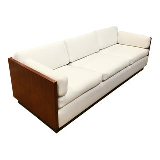 Danish Rosewood Case Study Sofa For Sale