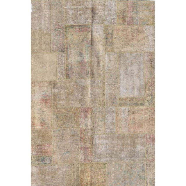 "Pasargad Patchwork Collection Rug - 5'9"" X 7'10"" - Image 1 of 2"