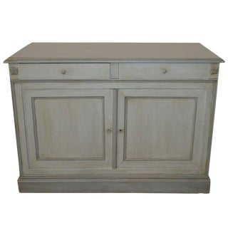 Louis Philippe Period Painted Sideboard
