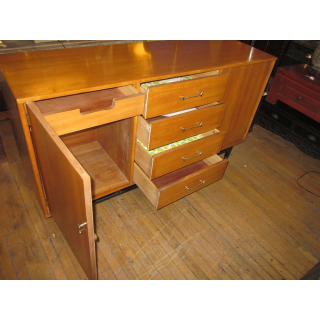 1960s 1960s Mid Century Milo Baughman for Drexel Credenza For Sale - Image 5 of 10
