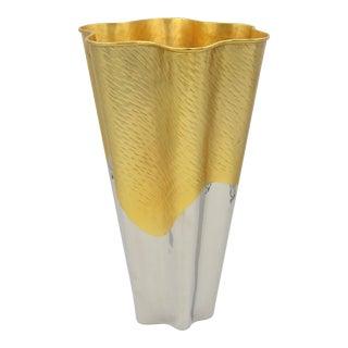 Hollywood Regency l'Objet Dualite Vase For Sale