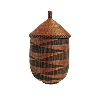 Old Tutsi Rwanda Basket