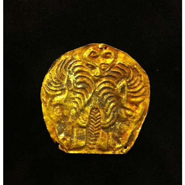 Set of Ordos Culture Gold Plaques For Sale In Austin - Image 6 of 7