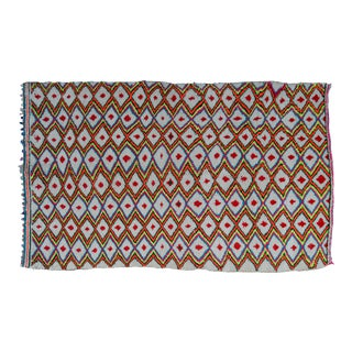 Mid 20th Century Moroccan Rug - 9'10'' X 5'9'' For Sale