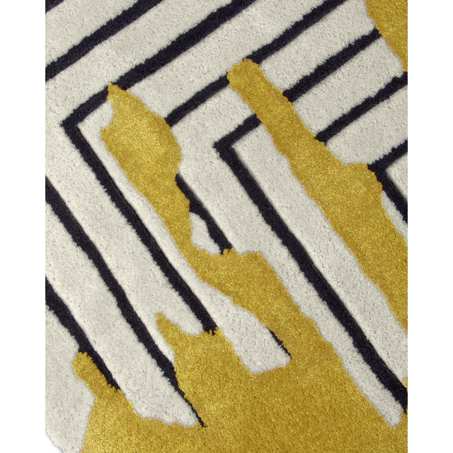 Valencia Rug From Covet Paris For Sale - Image 4 of 5