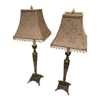 Frederick Cooper Lamps - a Pair