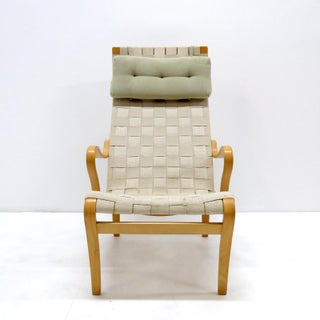 "1970s Vintage Bruno Mathsson ""Mirand"" Lounge Chair Preview"
