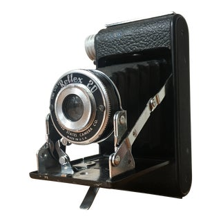 1950s Vintage Rollex 20 Camera For Sale