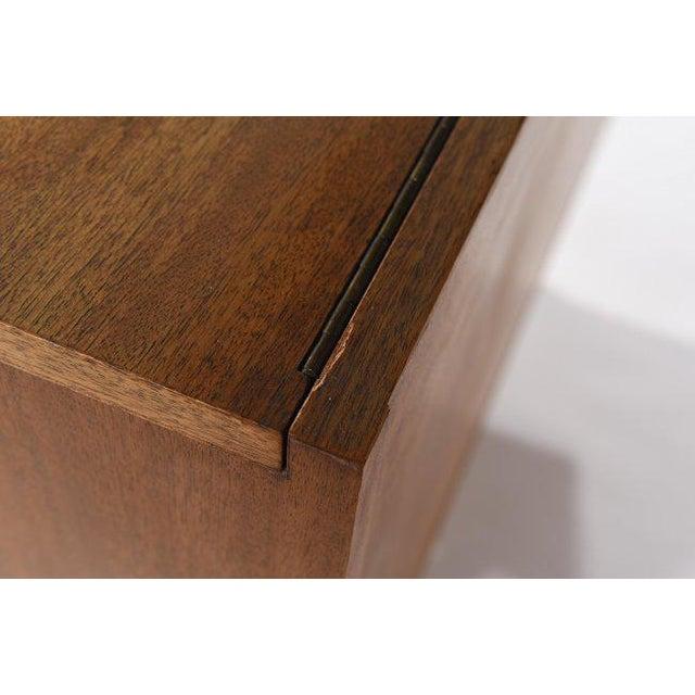 Harvey Probber Harvey Probber Bar Cabinet For Sale - Image 4 of 9