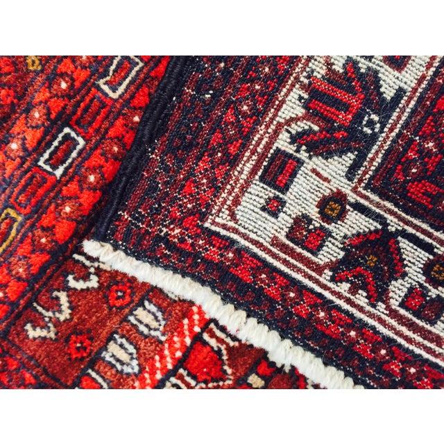 Baluchi Persian Handmade Rug - 2′6″ × 4′6″ - Image 9 of 9