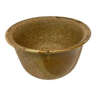 Stoneware Farmer's Bowl