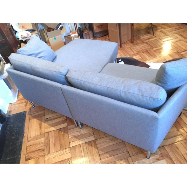 Design Within Reach Modern Sectional Sofa - Image 3 of 6