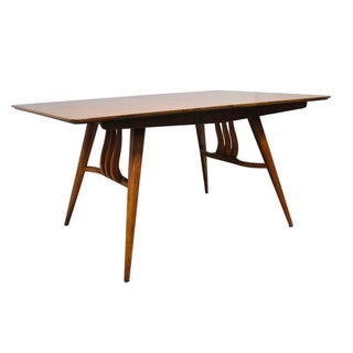 1960s Vintage Mid Century Modern Dining Table Preview