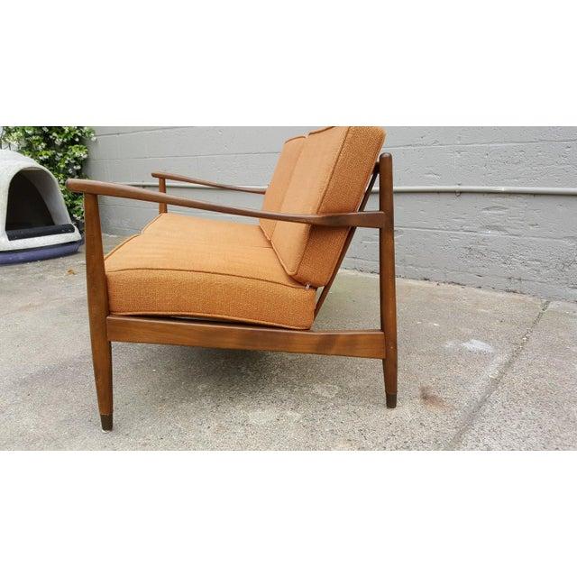 Dux Classic Scandinavian Modern Sofa - Image 5 of 8