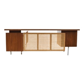 George Nelson for Herman Miller 1952 Executive Desk For Sale